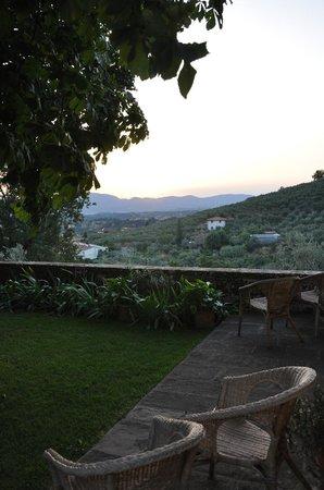 Relais Villa Belpoggio : Scenario from the garden