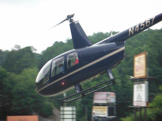 ‪Blue Ridge Helicopters - Tours‬