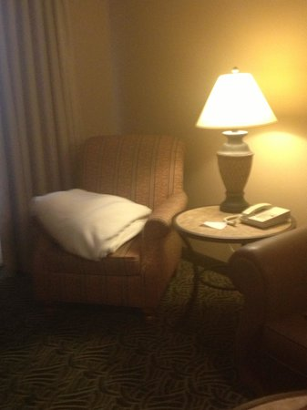 Homewood Suites Seattle - Tacoma Airport / Tukwila: living area