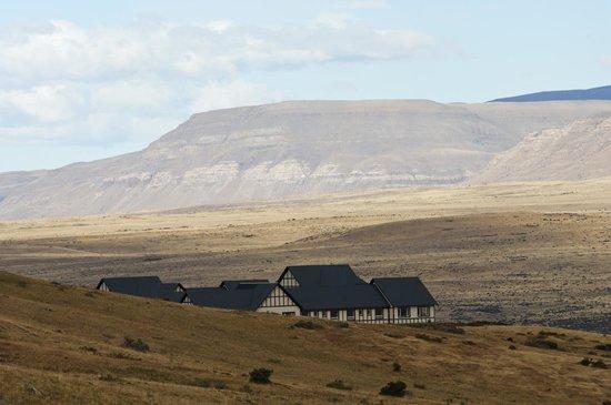 EOLO - Patagonia's Spirit - Relais & Chateaux: Vista desde el Cerro