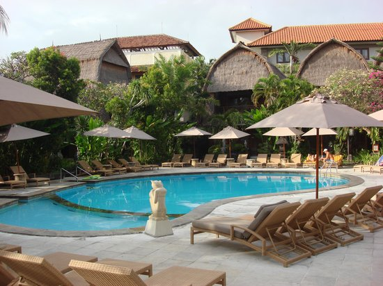 Ramayana Resort & Spa: Hotel pool