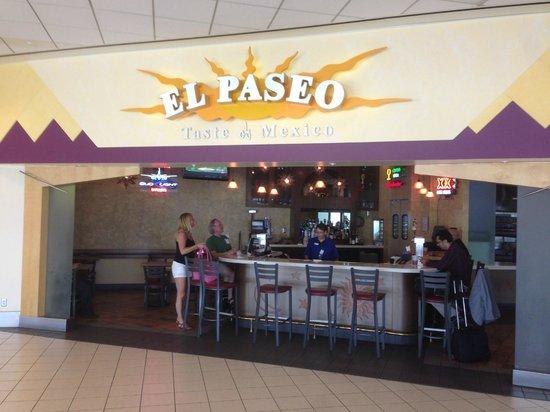 El Paseo taste of mexico