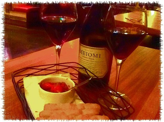 Wine & Dine at Tomatina's