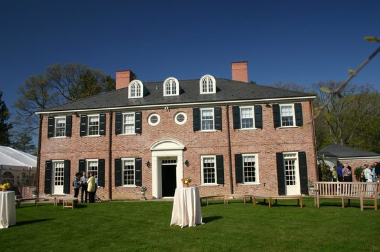 Short Hills, NJ: Main house