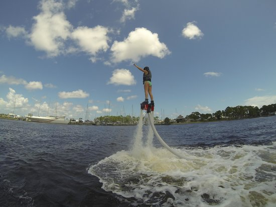 ‪Orange Beach Flyboard‬