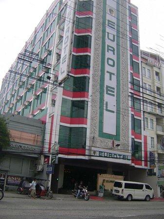 Eurotel Angeles, Pampanga