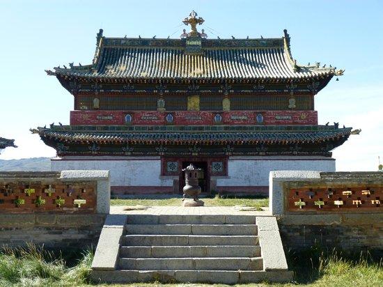 Erdene Zuu Monastery: Erdene Zu temple