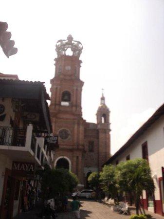 CATEDRAL DEL CENTRO DE PUERTO VALLARTA
