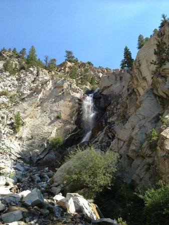 Deer Valley Ranch: Angle Veil falls