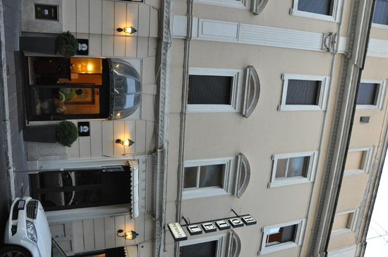 Piemonte Hotel: front of the hotel