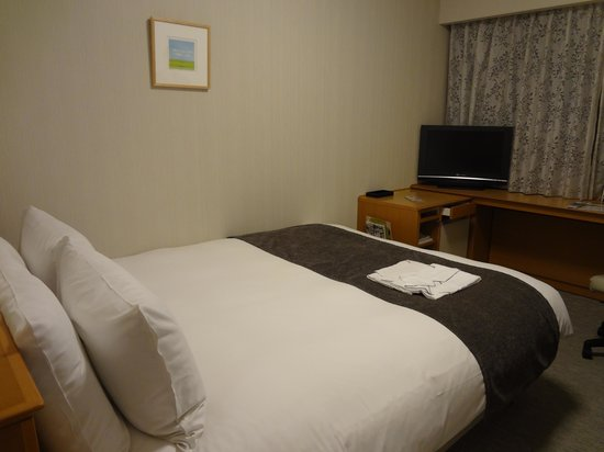 Richmond Hotel Obihiro-ekimae: Bed Room