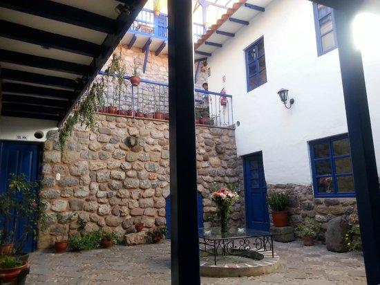 Rumi Wasi: Courtyard