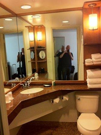 Room Service Picture Of The Westin Bonaventure Hotel