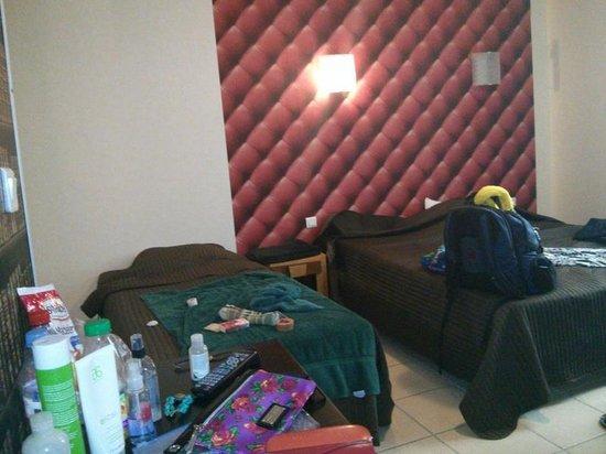 Hotel Majestic: Chambre 1 - Hotel room #1
