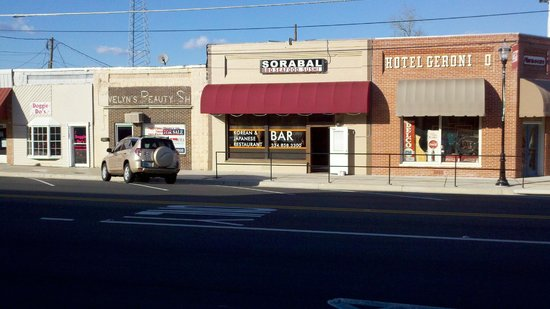 Sorabal Sushi and Korean BBQ: We will ofer good food and good service as well.