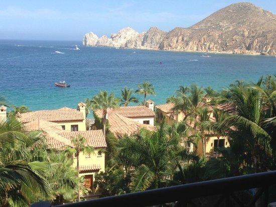 Hacienda Beach Club & Residences: view from my condo