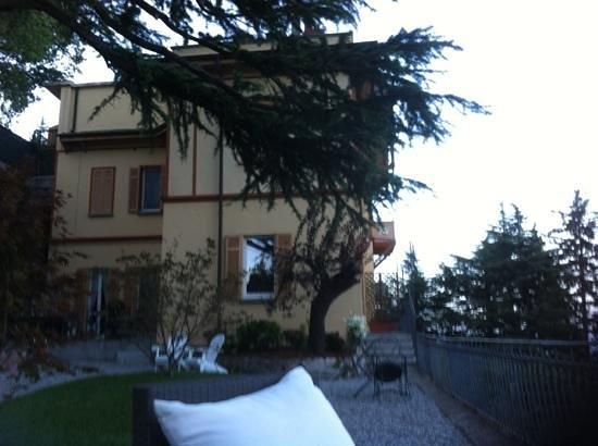 Relais Villa Augusta: Che tranquillità e raffinatezza!