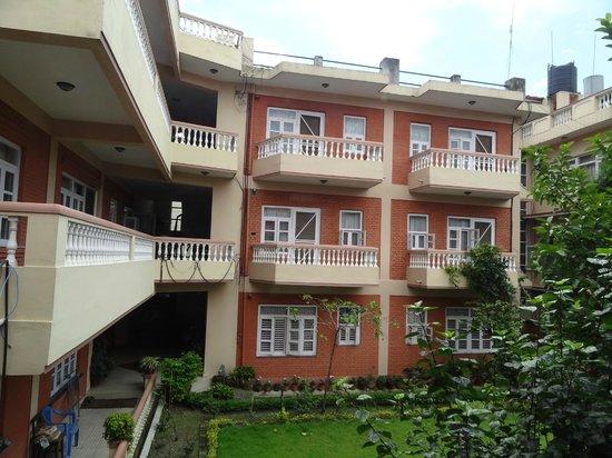 Hotel Melungtse: Apartments