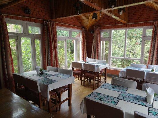 Hotel Melungtse: Restaurant