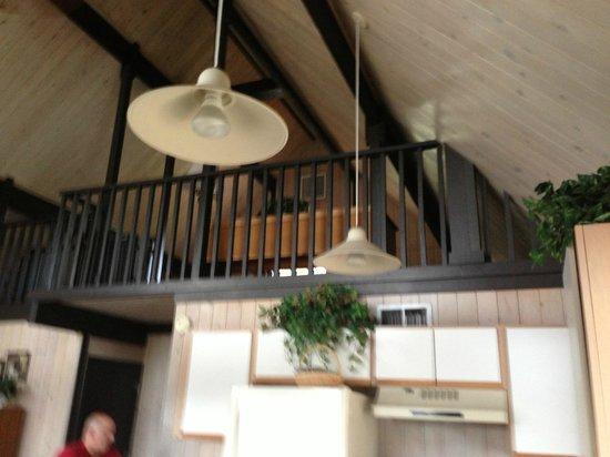Matterhorn Inn: Loft