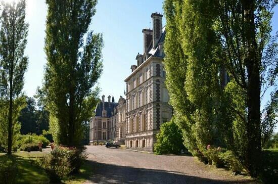 Château de Villersexel : Chateau De Villersexel