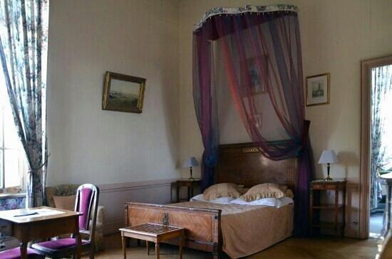 Château de Villersexel : Schlafzimmer