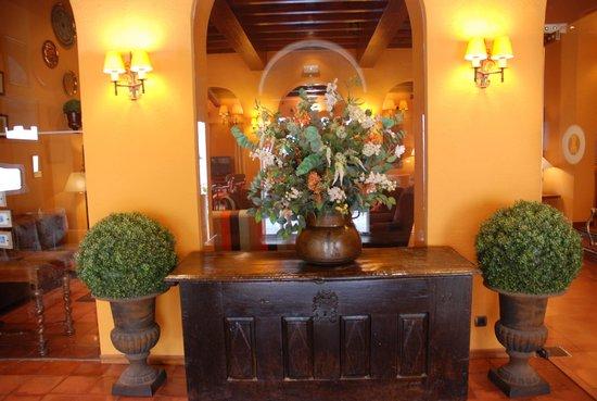 Gran Hotel Rey Don Jaime: der alte Teil des Hotels