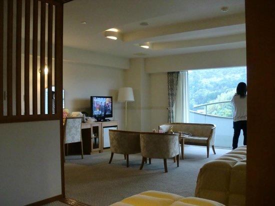 Hotel Sun Valley Izu-nagaoka Waraku: 部屋
