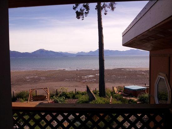 Homer Inn & Spa: view from homer inn