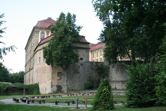 Schillingsfurst, Germany: castello