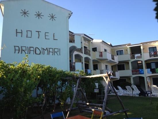 Ariadimari Hotel: hotel ariadimari
