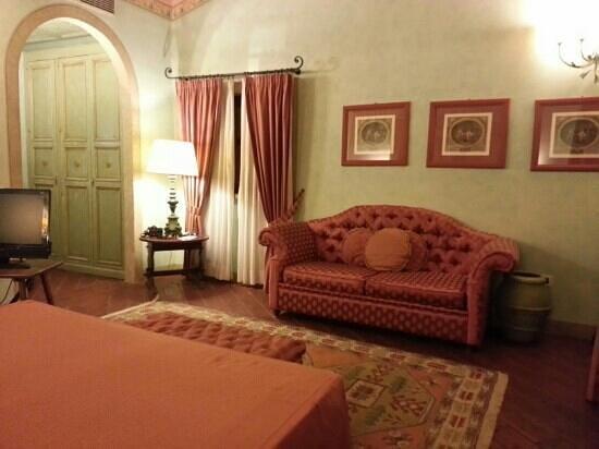 Calamidoro Hotel: matrimoniale superior