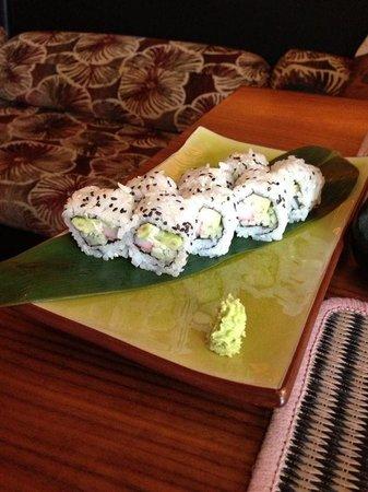Yoshi Restaurant : sushi