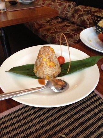 Yoshi Restaurant : Riso