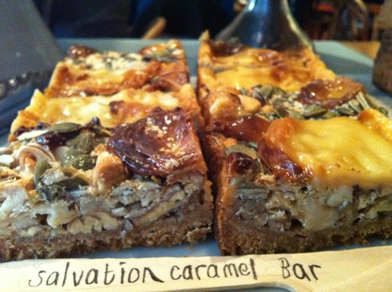 SalvationCafe: salvation caramel bars
