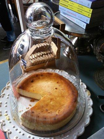 SalvationCafe: NY cheese cake
