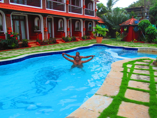 Kingstork Beach Resort: at pool