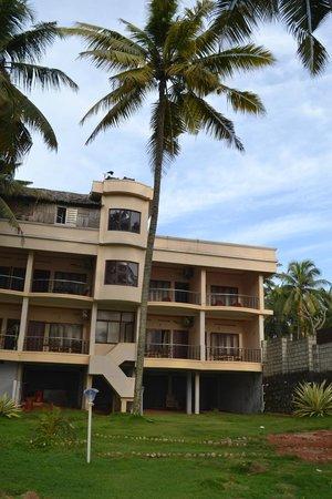 Sea Win Resort: The hotel