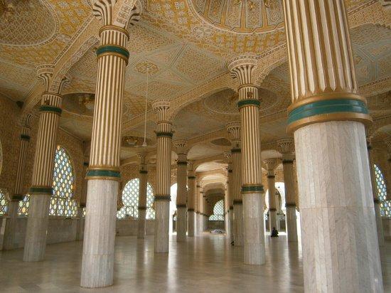 Touba, Senegal: La moschea