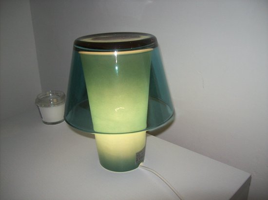 Bed and Breakfast La Palanzana: lampada personalizzata