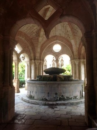Reial Monestir de Santes Creus: claustro Reail Monestir de Santes Creus