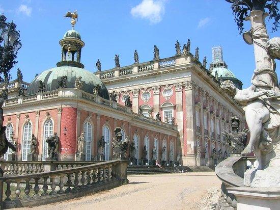 Potsdam's Gardens: το παλάτι