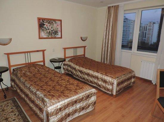 Ikea Beds Picture Of Apart Hotel Volga Moscow Tripadvisor