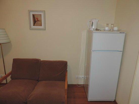 Apart Hotel Volga : Sitting room