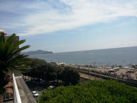 Hotel Tigullio: panorama dall'hotel