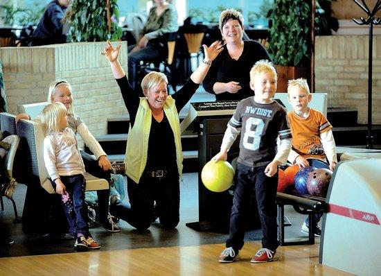 Skærbæk Fritidscenter: Bowlingbaner