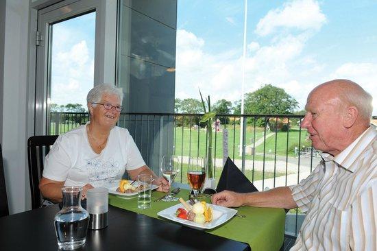 Skærbæk Fritidscenter: Restaurant Staffeli