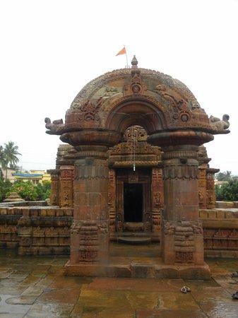 Mukteswara Temple: The Temple