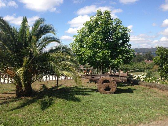 As Seis Chemineas : giardino