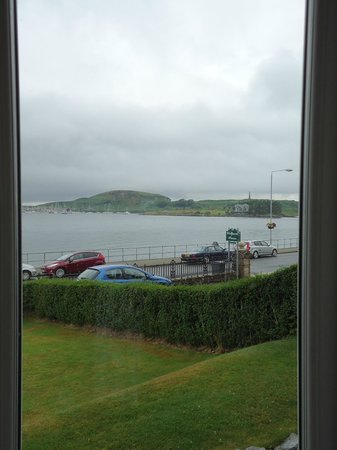 Glenrigh Guest House: View from room